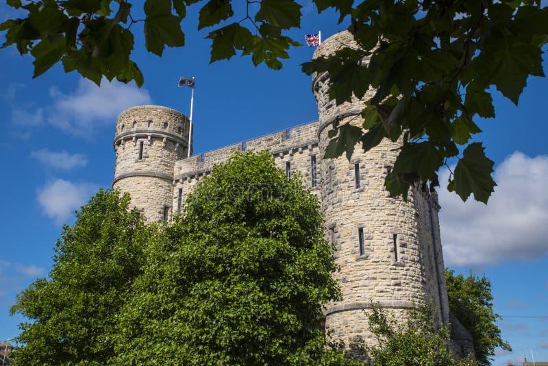 Het Levensonderhoud in Dorchester royalty-vrije stock afbeelding
