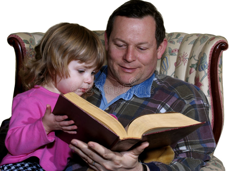 Het lezen van een verhaal