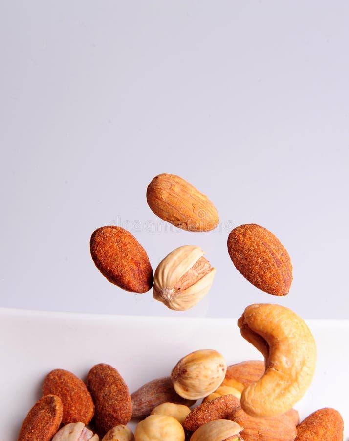 Het Libanese noten vliegen royalty-vrije stock foto's