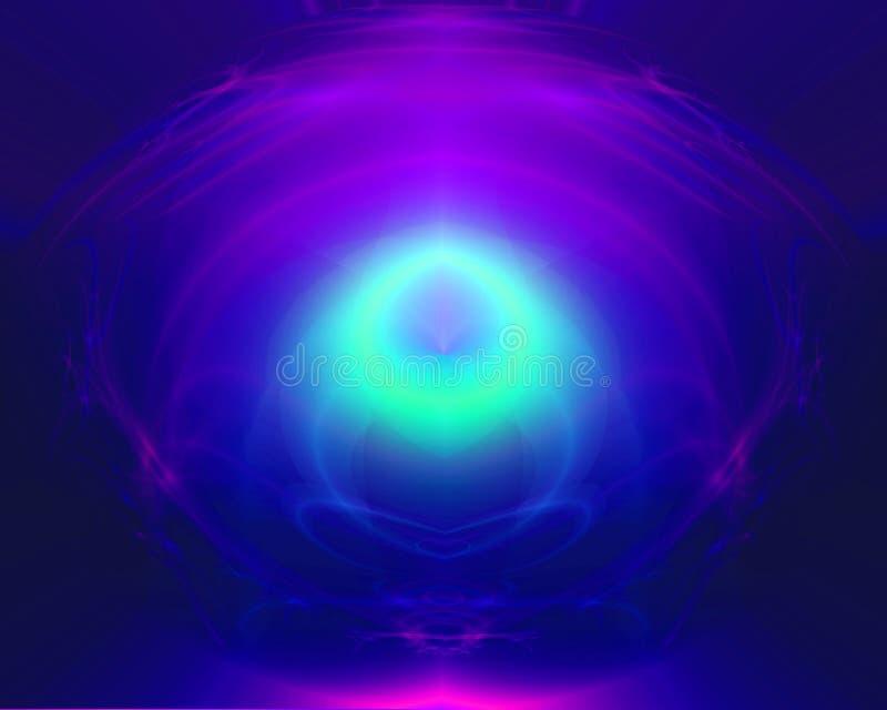 Het licht royalty-vrije illustratie