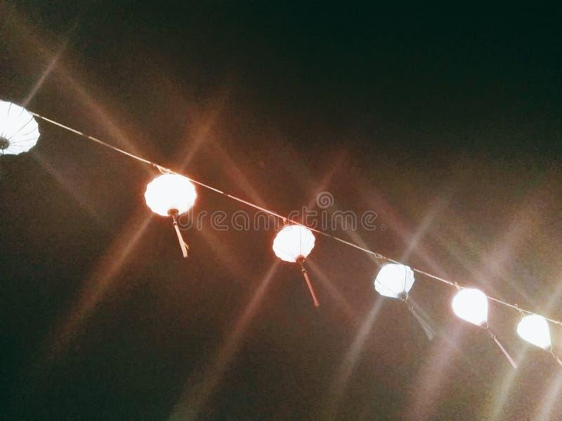 Het Licht in de Hemel royalty-vrije stock foto