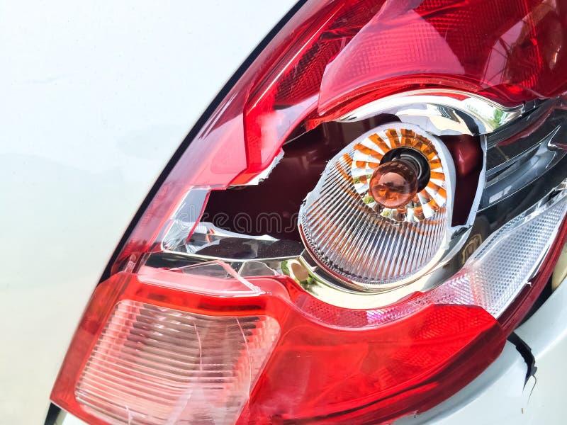 Het licht van de autostaart royalty-vrije stock afbeelding