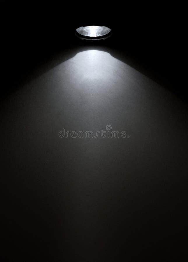 Het licht van de flits stock afbeelding