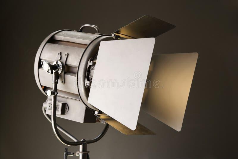 Het licht van de studio. royalty-vrije stock foto's