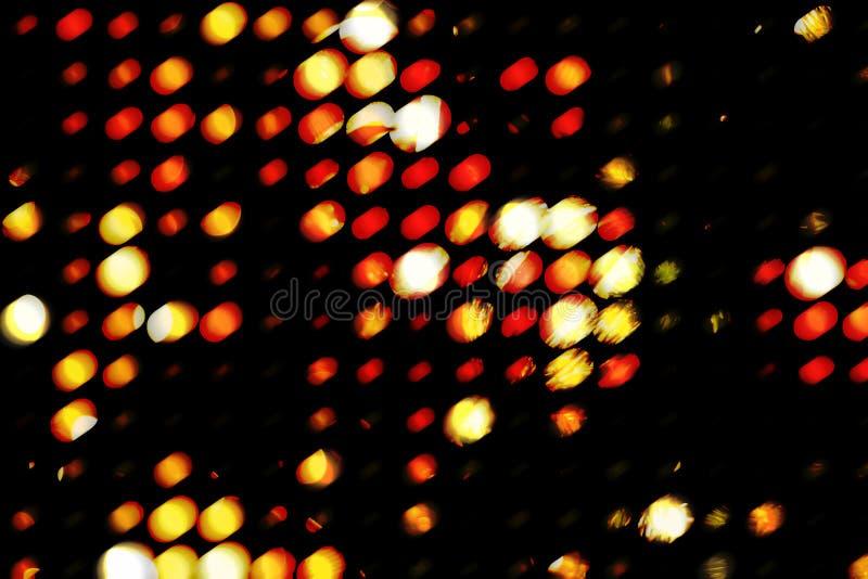 Het licht van Grunge stock illustratie