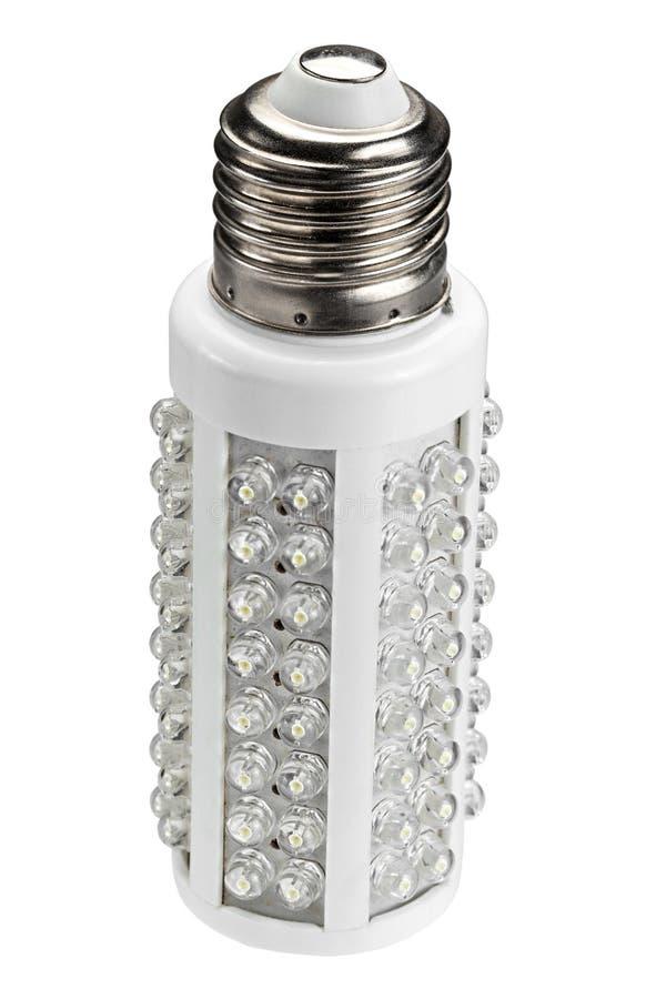 Het lichte dioden aansteken stock foto