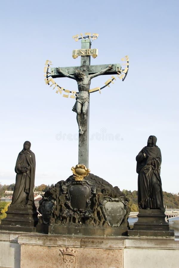 Het lijden van aan Christus royalty-vrije stock fotografie