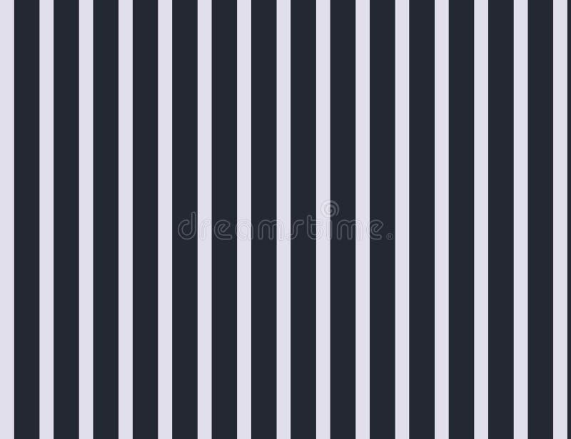 Het lijnpatroon door strepen Naadloze vectorachtergrond Zwart-witte textuur Grafisch modern patroon vector illustratie