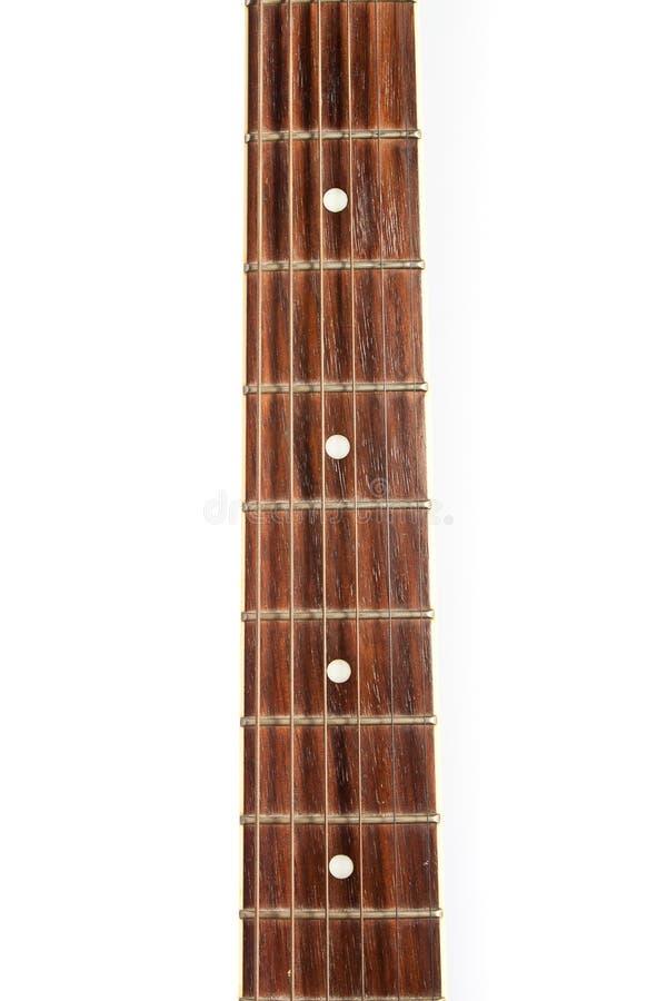 Het lijstwerk van de gitaar royalty-vrije stock foto