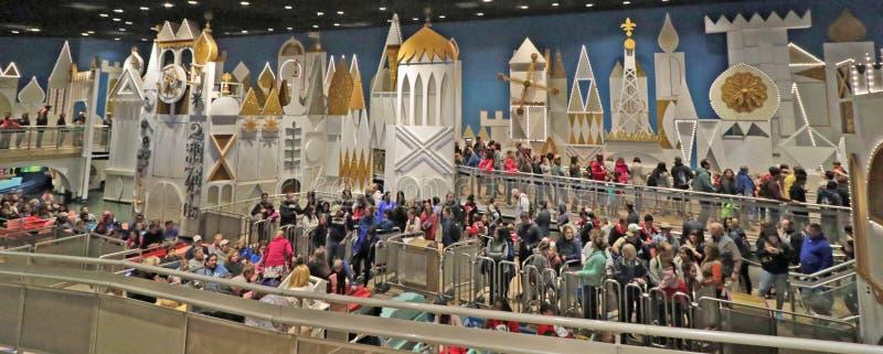 Het Magische Koninkrijkspark, Walt Disney World, Orlando, Florida stock foto