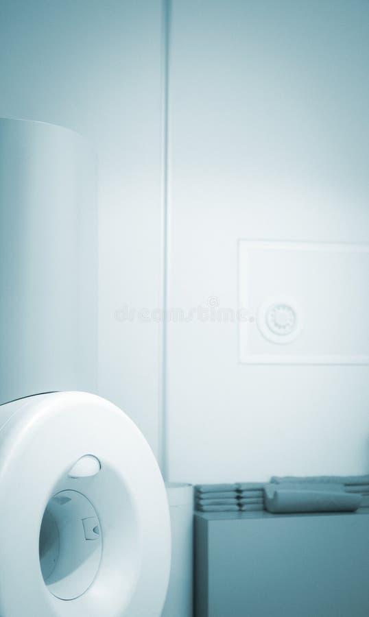 Het Magnetic resonance imagingsscanner van MRI royalty-vrije stock afbeeldingen