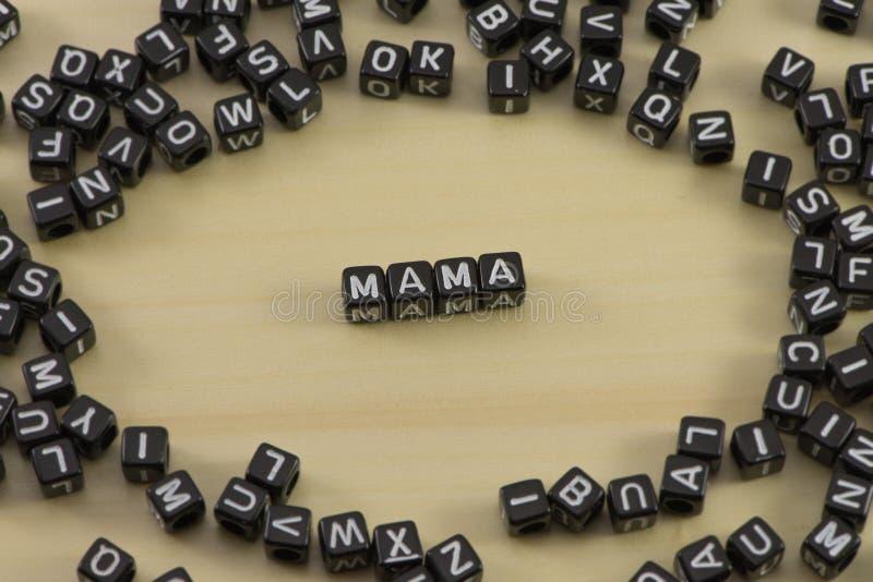 Het mamma stock afbeelding