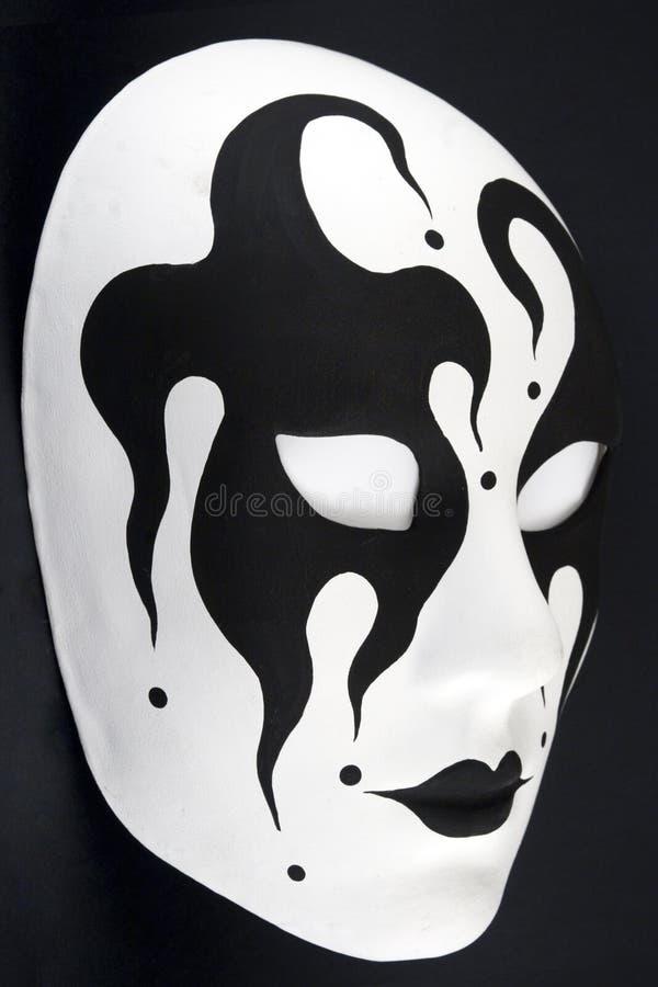 Het masker stock foto's