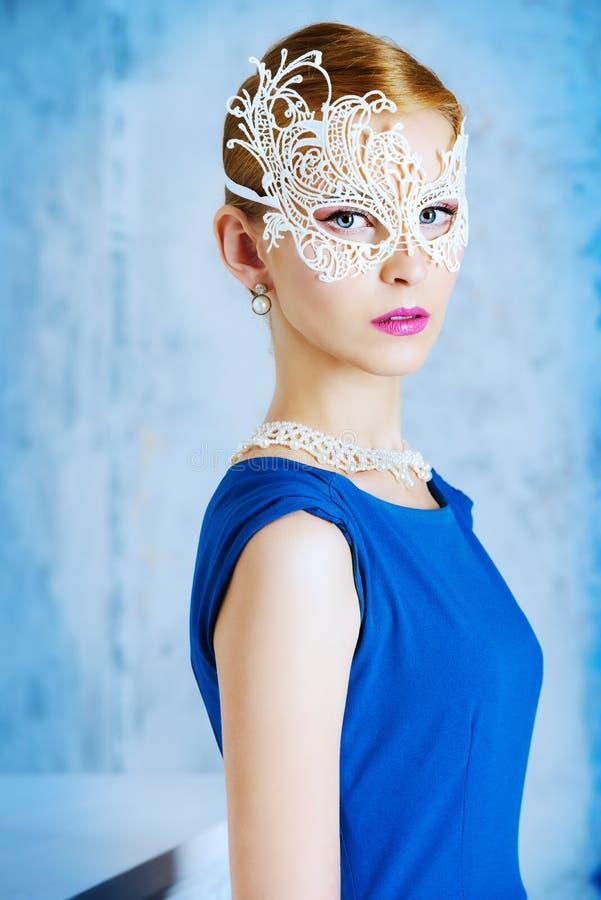 Het masker van Carnaval stock afbeeldingen