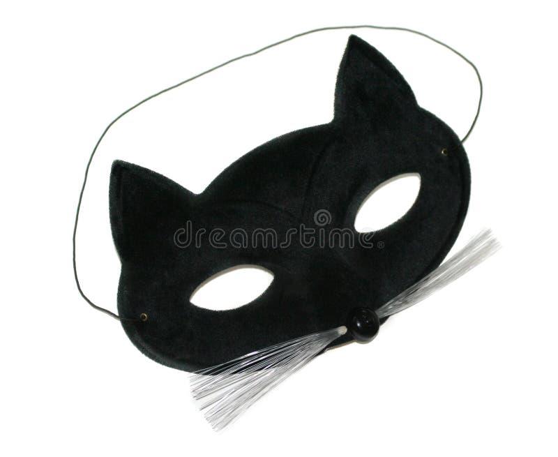 Download Het Masker van de kat stock afbeelding. Afbeelding bestaande uit dwaas - 280441