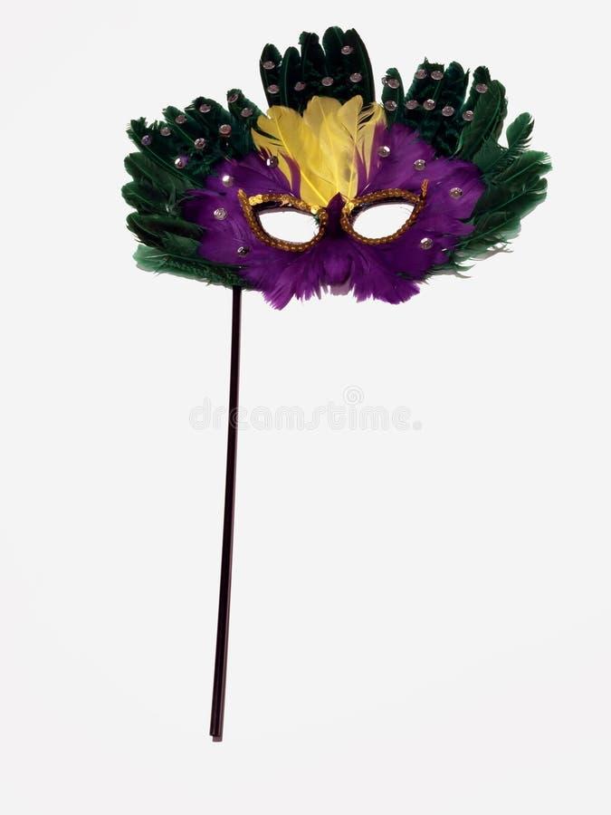 Het masker van de maskerade royalty-vrije stock foto