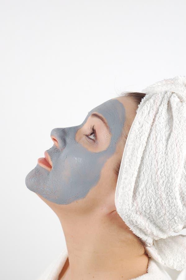 Het masker van de schoonheid #17 stock afbeelding