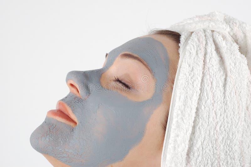 Het masker van de schoonheid #18 royalty-vrije stock afbeeldingen