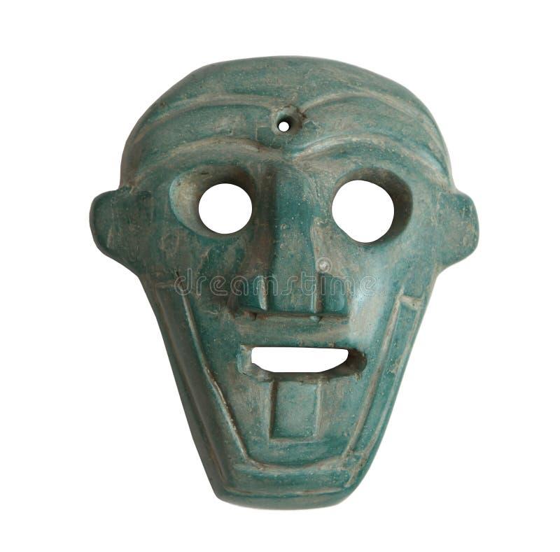 Het masker van de steen royalty-vrije stock fotografie