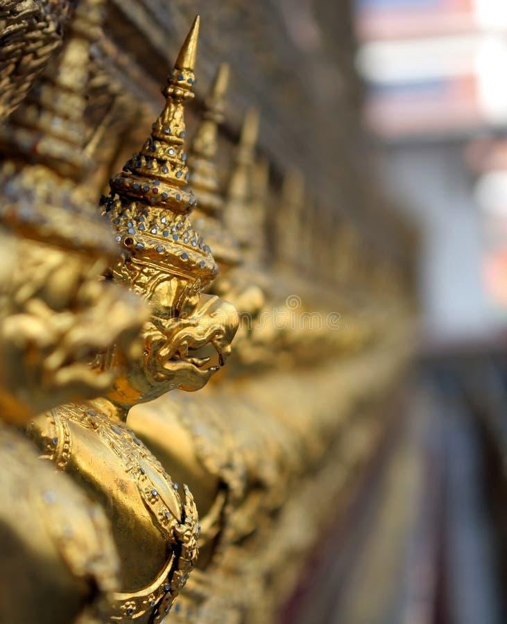 Het masker van Thailand stock afbeelding