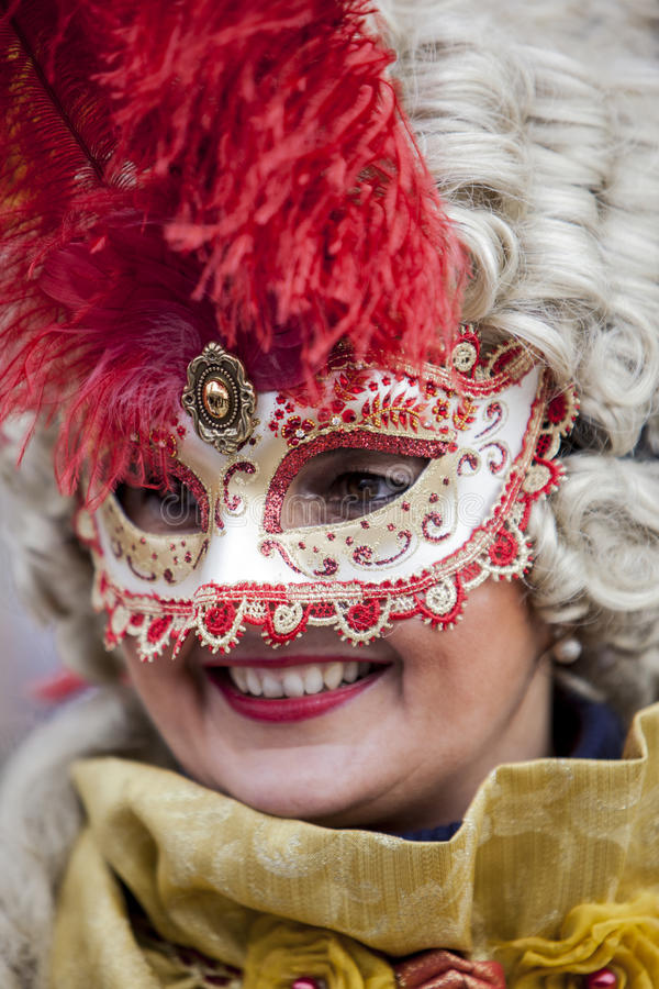 Het masker van Venetië stock fotografie