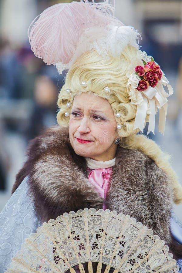 Het masker van Venetië royalty-vrije stock foto's
