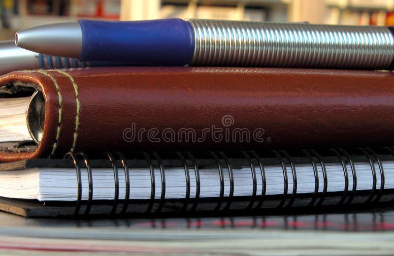 Download Het Materiaal Van Het Bureau Stock Foto - Afbeelding: 47764