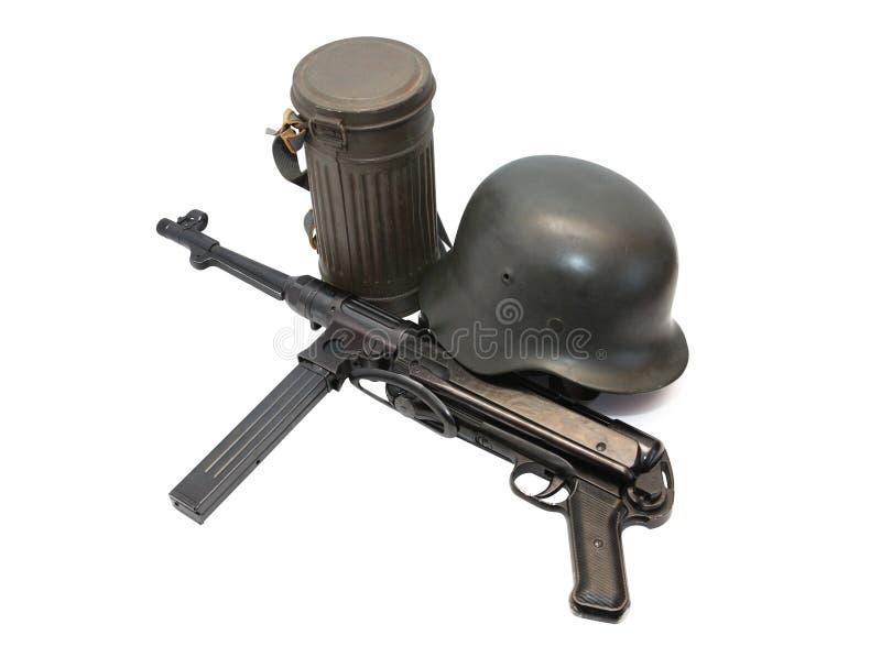 Het Materiaal van Wereldoorlog IIduitsland stock foto's