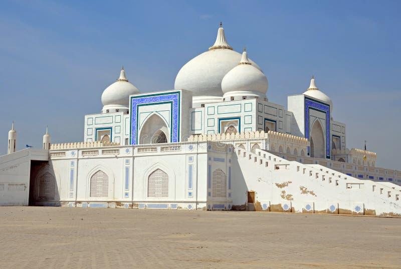 Het Mausoleum van de Bhuttofamilie royalty-vrije stock foto