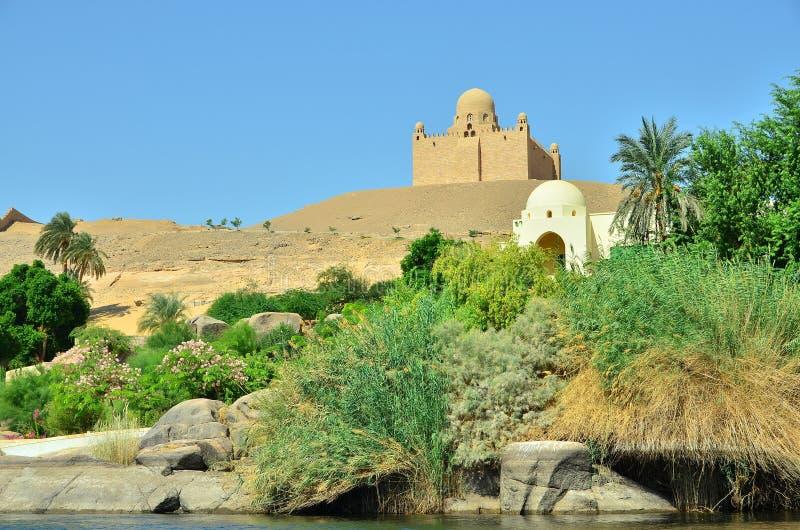 Het mausoleum van Khan van Aga royalty-vrije stock fotografie