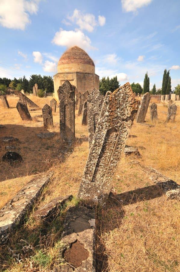 Het mausoleum van Yeddigumbaz royalty-vrije stock afbeelding