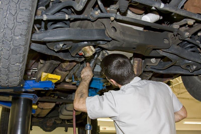 Het mechanische werken stock foto's