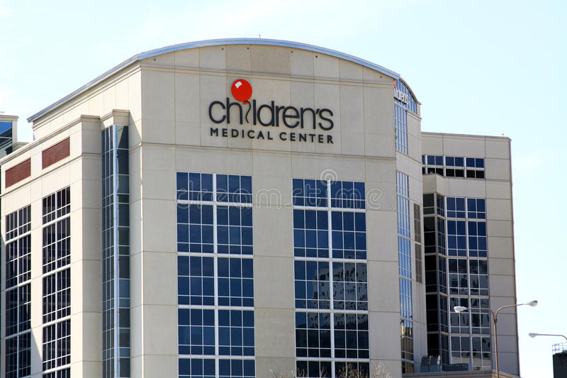 Het Medische Centrum van kinderen royalty-vrije stock foto
