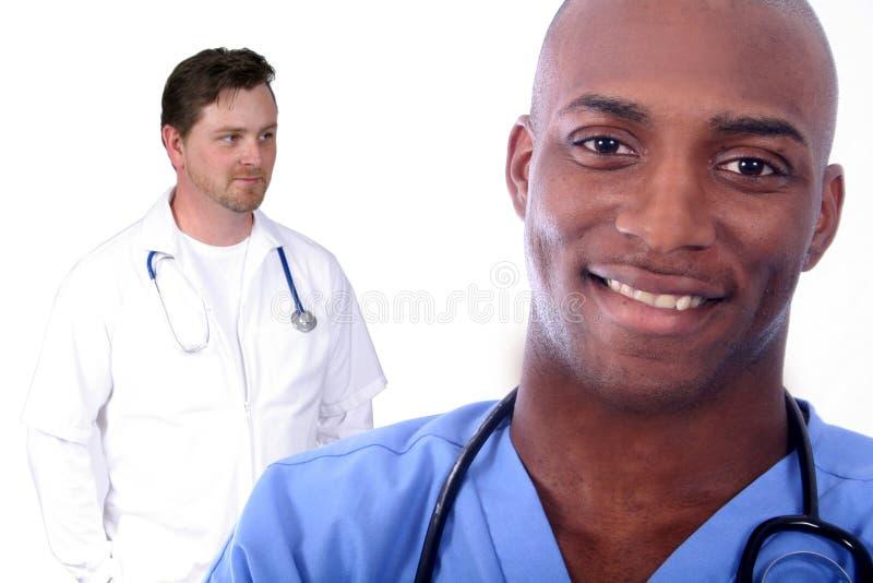 Het Medische Gebied van de man en van de Vrouw stock foto's