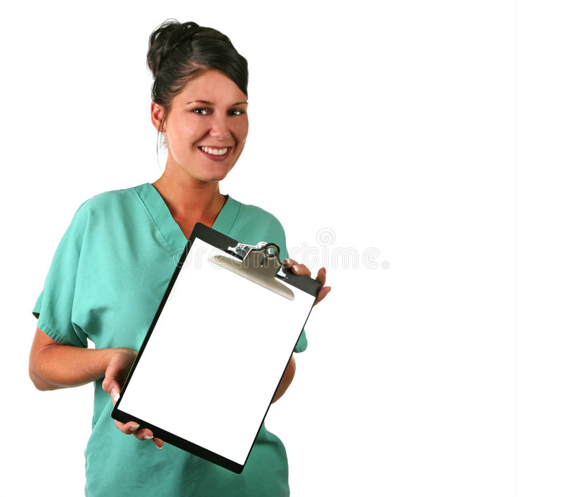 Het medische Lid van het Personeel stock foto