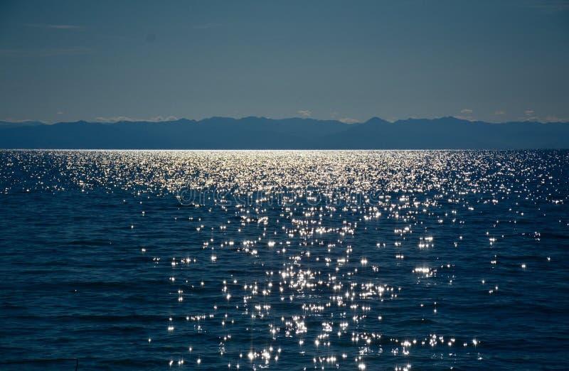 Het Meer van Baikal royalty-vrije stock afbeeldingen