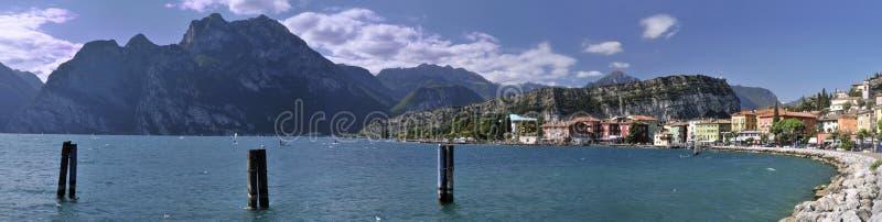 Het Meer van Garda royalty-vrije stock afbeeldingen