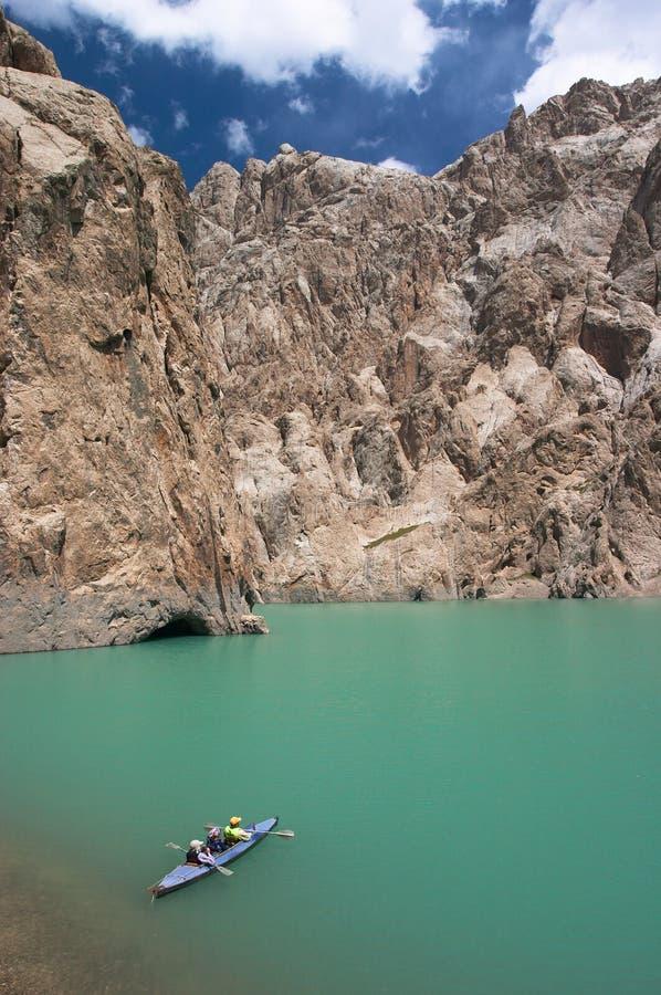 Het meer van Kelsu #4 royalty-vrije stock afbeelding