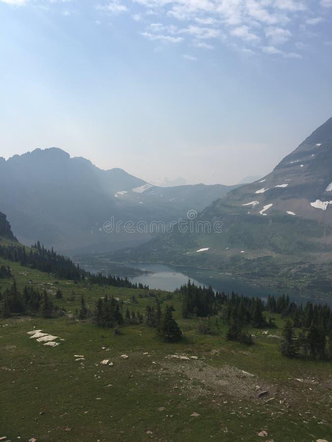 Het Meer van Montana royalty-vrije stock afbeeldingen