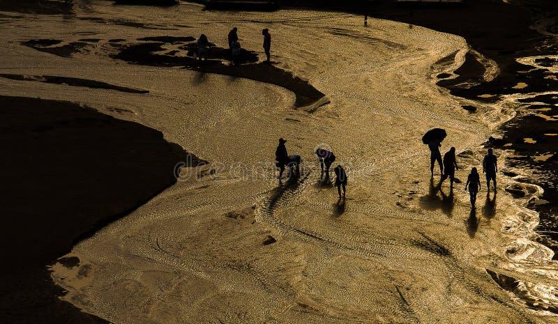 Het Meer van Qinghai royalty-vrije stock afbeelding