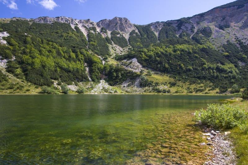 Download Het Meer Van Satorsko - In De Westelijke Gebieden Van Bosnia Stock Afbeelding - Afbeelding bestaande uit lofty, hoog: 10775263