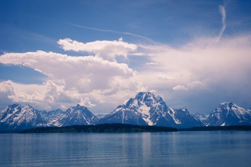 Het Meer van Yellowstone