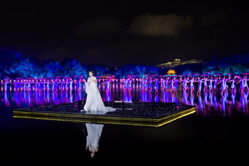 Het meest gedenkwaardig is Hangzhou stock fotografie