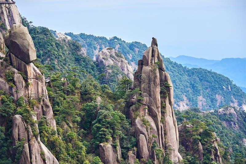 Het megaliet toneel stock foto