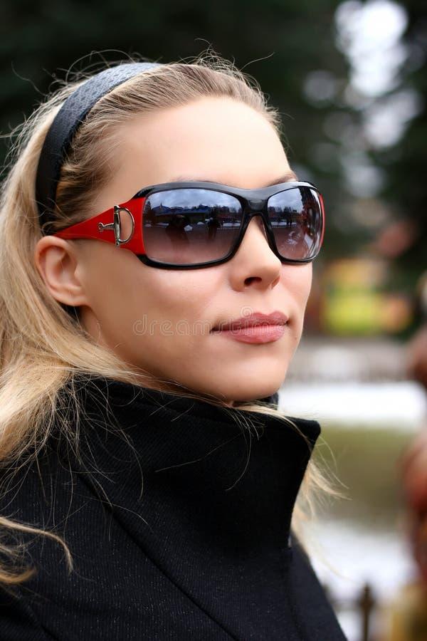 Het meisje. royalty-vrije stock afbeeldingen