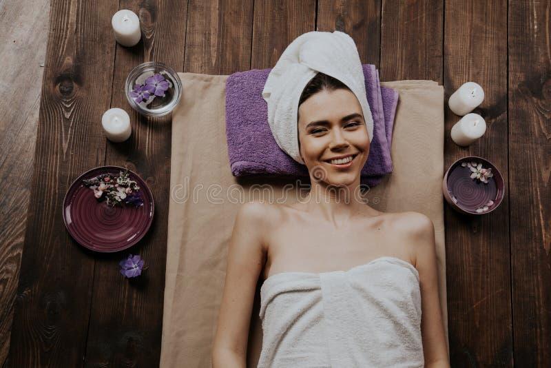 Spa Zu Hause, Sauna, Massage Und Heißer Sex