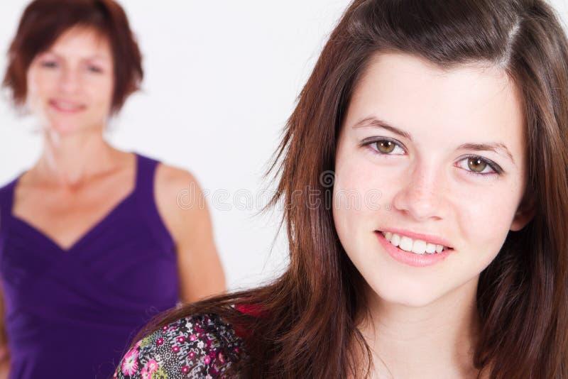 Het meisje van de tiener royalty-vrije stock fotografie