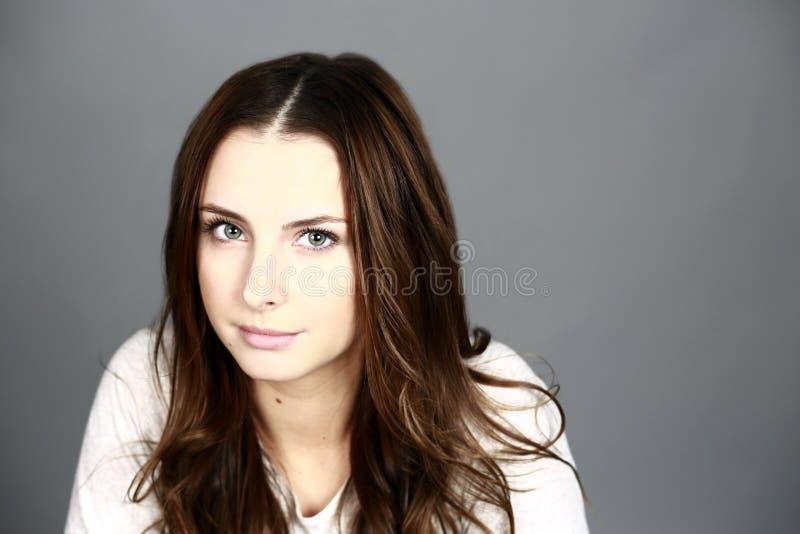 Het Meisje van de tiener royalty-vrije stock foto's