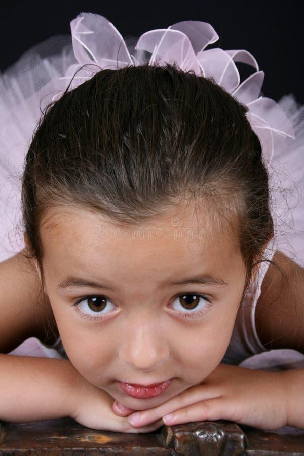 Het meisje van het ballet royalty-vrije stock foto's