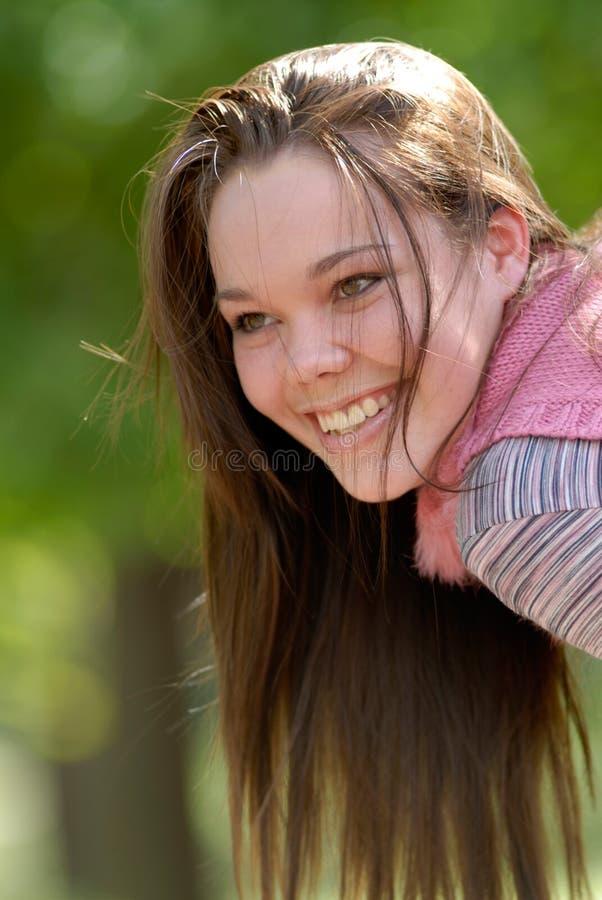 Het meisje van het portret royalty-vrije stock foto's